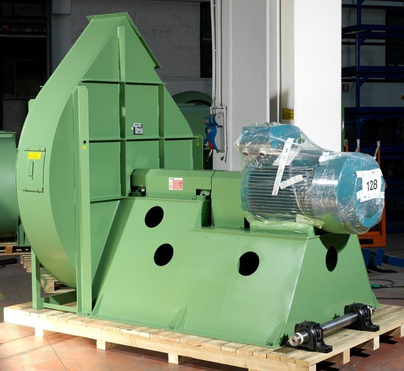 come scegliere un fornitore di ventilatori industriali